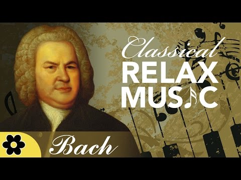 Instrumental Music for Relaxation, Classical Music, Soothing Music, Relax, Bach, �D