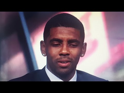 Karceno Thoughts On Kyrie Irving On First Take