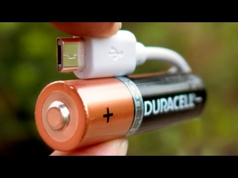 A Simple Rechargeable Powerbank Anyone Can Make At Home