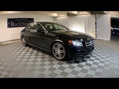 2017 Mercedes-Benz E-Class New and preowned Mercedes-Benz, Atlanta, Buckhead, certified preowned P98
