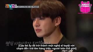 Lý do Jungkook BTS vào công ty BigHit Vietsub
