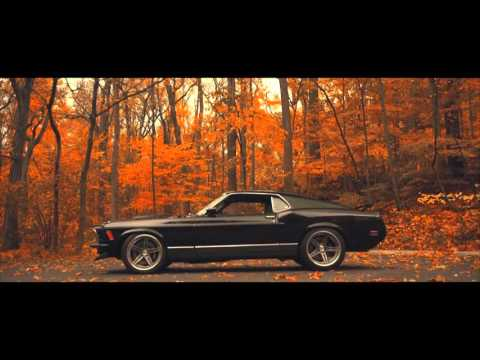 Phil's Custom 1970 Mach 1 Mustang on Forgeline SC3C Concave Wheels