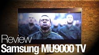 Video Samsung MU9000 4K HDR TV Review download MP3, 3GP, MP4, WEBM, AVI, FLV Juni 2018