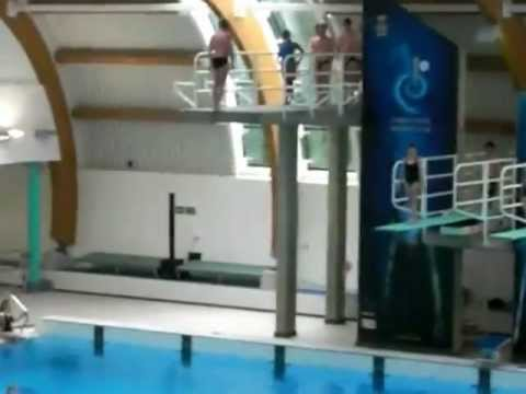 Queens visit to corby international swimming pool 13th june 2012 part 2 youtube for Corby international swimming pool