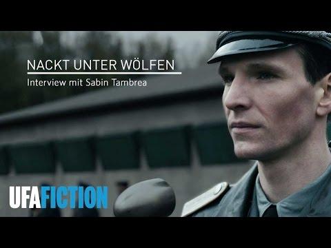 NACKT UNTER WÖLFEN - Interview mit Sabin Tambrea (HD, 2015) // UFA FICTION