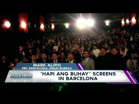 'HAPI ANG BUHAY' SCREENS IN BARCELONA