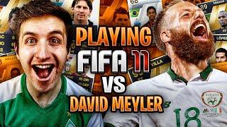 RETRO FIFA 11!!