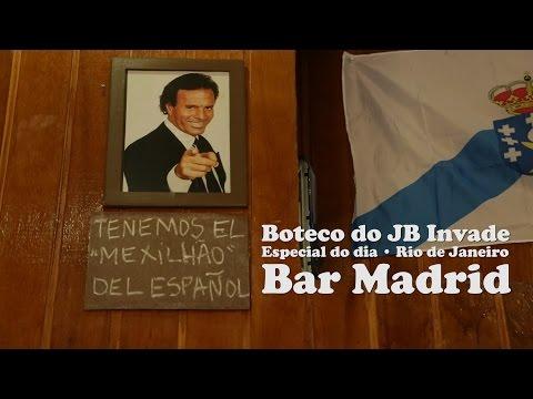 Boteco do JB Invade • Bar Madrid