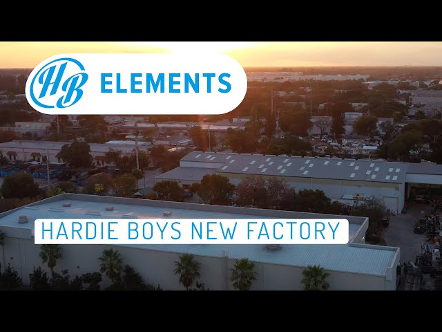 Teaser: The Next Step | Hardie Boys New Factory