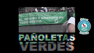 "Mini documental ""Pañoletas verdes"""