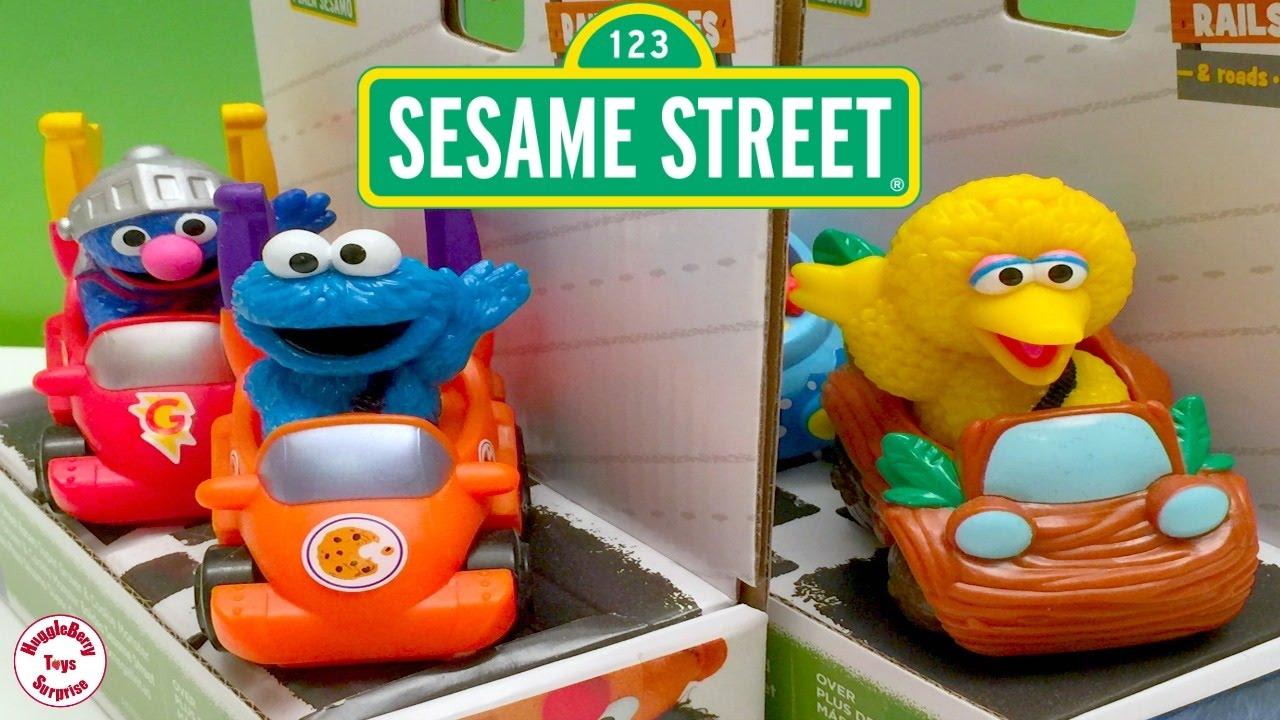 Sesame Street Toys : Sesame street toys racers car