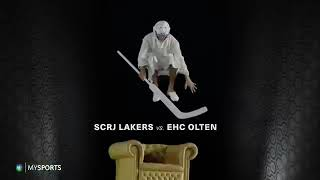 Highlights: SCRJ Lakers vs EHC Olten