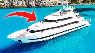 My $42,000,000 Yacht Tour
