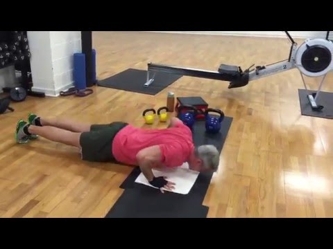 Interval Workout Circuit for Fitness After 50