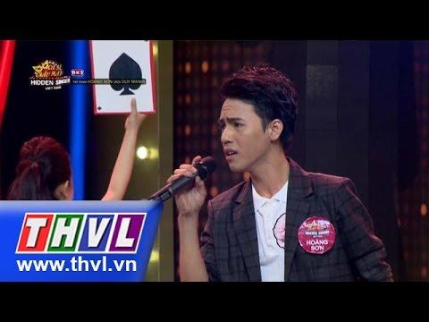 THVL | Ca sĩ giấu mặt – Tập 18: Vòng bán kết 3 | Kiếp đỏ đen – Hoàng Sơn