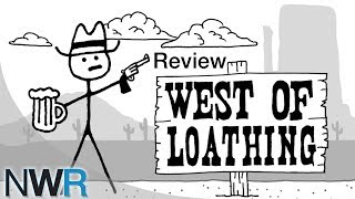West of Loathing (Nintendo Switch) Review (Video Game Video Review)