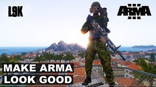 My Arma 3 Settings PART 1: Graphics - How I make Arma Look Good