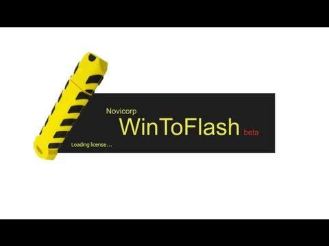Install Windows XP from a USB Flash Drive / Pen Drive