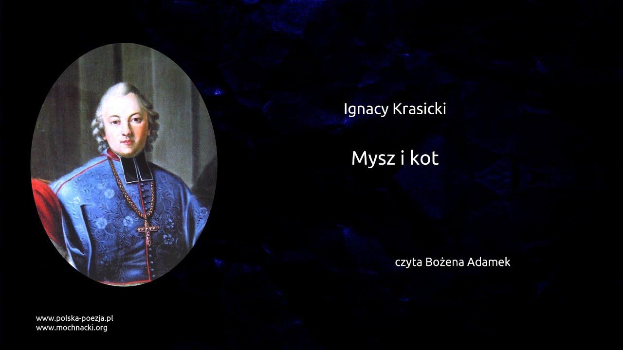 Ignacy Krasicki Mysz I Kot
