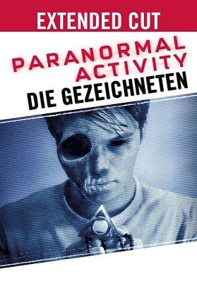 Paranormal Activity:  Die Gezeichneten (Extended Version)