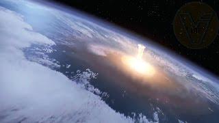 Каким будет последний день человечества. Астероид Апофис.