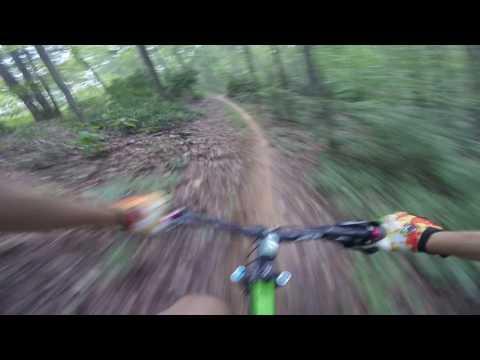 Miller School of Albemarle pre ride (Part 2) NICA 2016