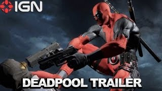 Game | Deadpool The Game SDCC 2012 Trailer | Deadpool The Game SDCC 2012 Trailer