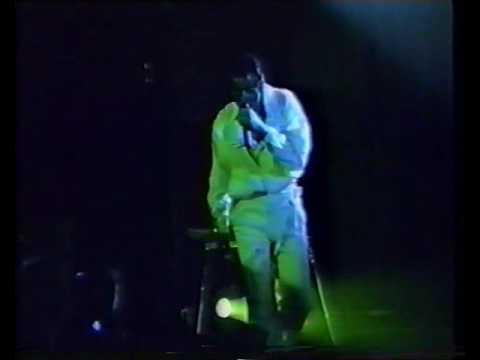 Peter Gabriel 1983.10.01 Copenhagen, Denmark