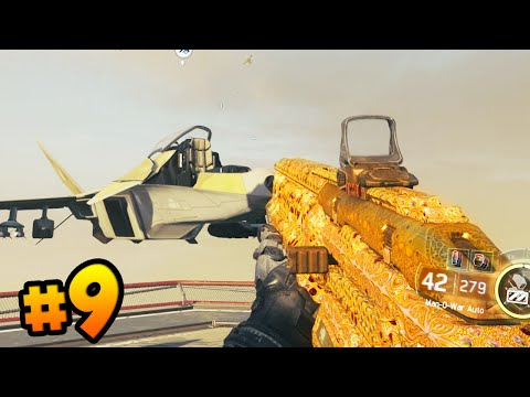 "Call of Duty BLACK OPS 3 Walkthrough (Part 9) - Campaign Mission 9 ""SAND CASTLE"" (COD 2015 HD)"