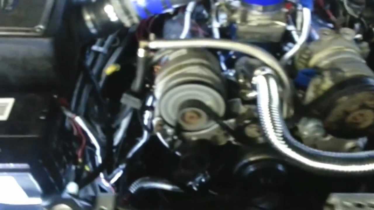 L31 383 cammed marine intake