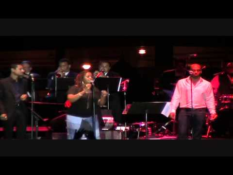 Lalah Hathaway, Rahsaan Patterson, Jose James What's Going On