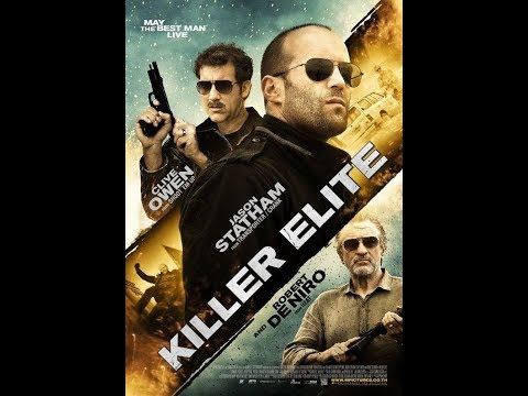 Film d'Action Complet Killer Elite Jason Statham (HD)