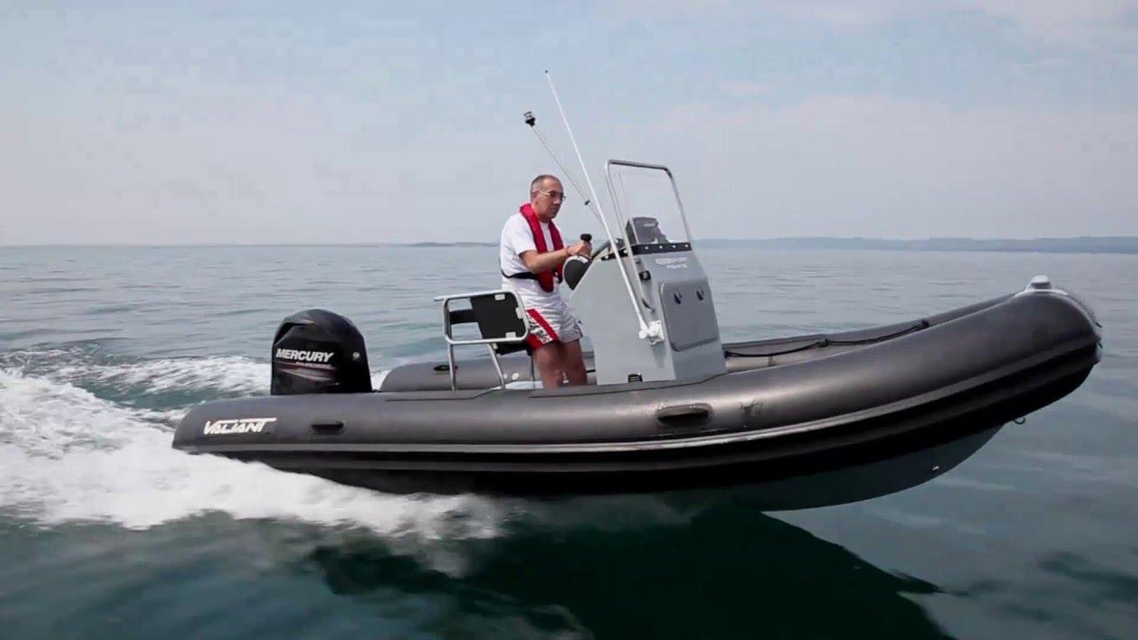 cotentin nautic semi rigide valiant 550 sport fishing mercury youtube. Black Bedroom Furniture Sets. Home Design Ideas