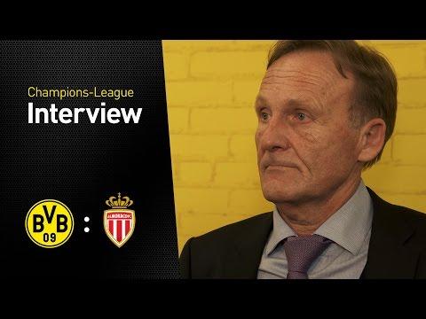 Hans-Joachim Watzke Zur Spielabsage Gegen Monaco | BVB - AS Monaco