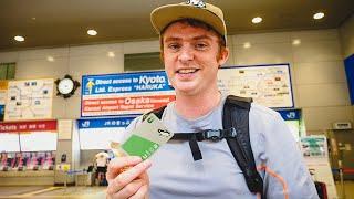 Goodbye Japan! ??✈️ | Flying from Osaka to Toronto Travel Vlog