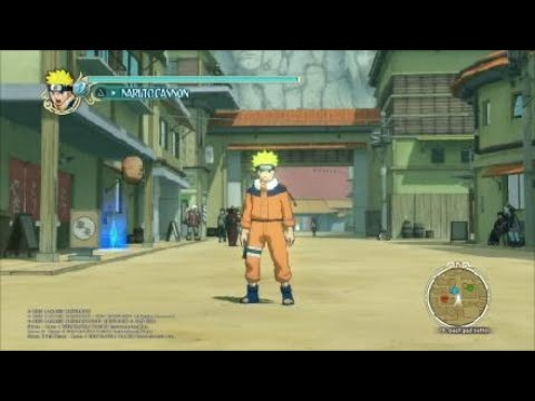 NARUTO SHIPPUDEN Ultimate Ninja STORM 1 Remastered (FINALLY) A bond between friends