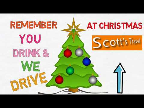 Southend Airport Travel Taxi Christmas Message