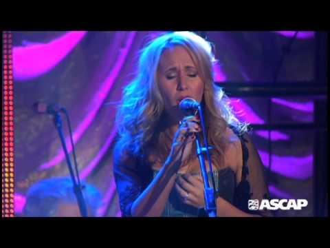 Jessi Alexander and Jon Randall perform