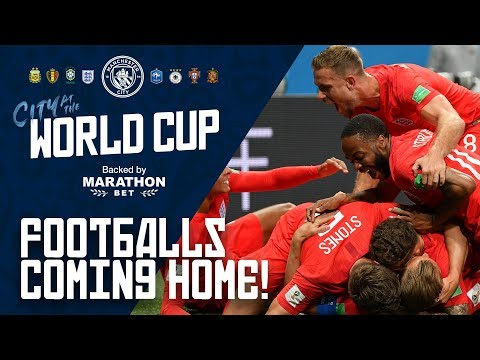 IT'S COMING HOME | City at the World Cup | Episode 4
