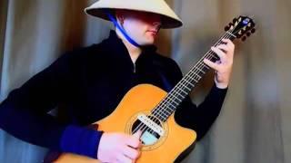Clip đội nón lá chơi nhạc sàn bằng guitar cực đỉnh.flv