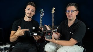 Shure GLXD16 Digital Wireless Guitar Pedal System demo