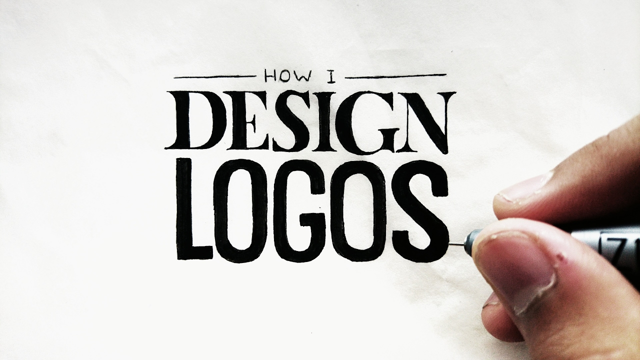 How To Design Logos From Scratch Rydesign 013 Youtube