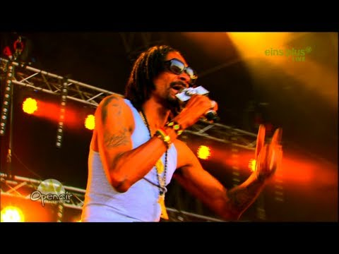 "SNOOP DOGG ""SnoopLion"" LIVE in Concert  