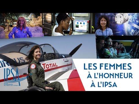 Les femmes à l'honneur à l'IPSA