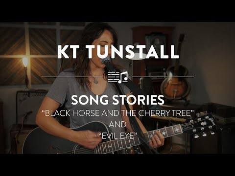 """KT Tunstall - """"Black Horse and the Cherry Tree"""" & """"Evil Eye"""" 