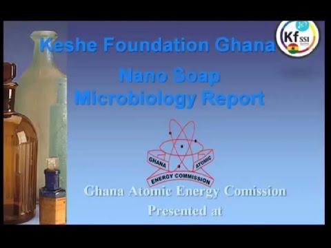KFSSI - Ghana - Development of GANS Soaps