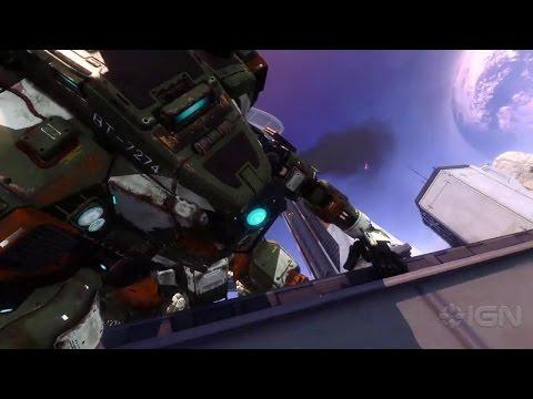 Titanfall 2 Single Player Gameplay Trailer Poster