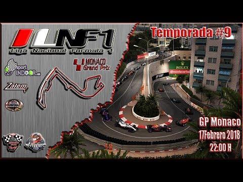 F1 2017 | ILNF1 | Gran Premio de Mónaco 15/14
