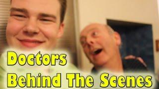 BBC Doctors Behind the Scenes | MaxiBlog