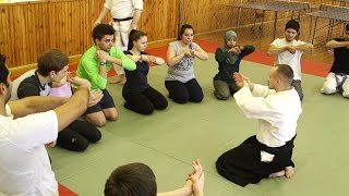 Иностранным студентам преподали урок айкидо